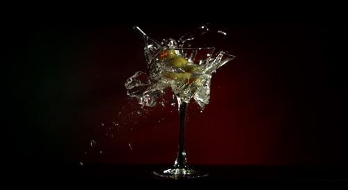 cocktail ontploffin
